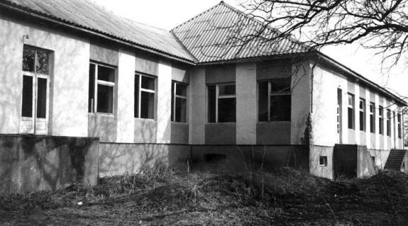 A leendõ líceum épülete