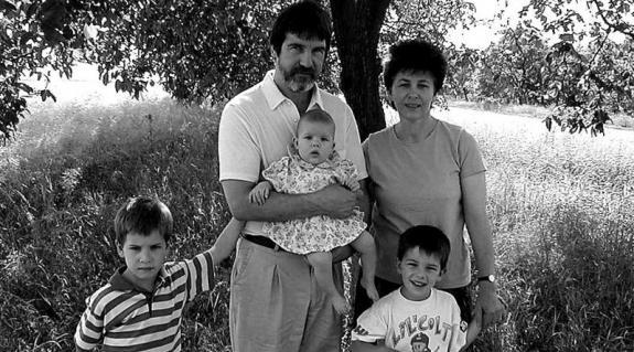 A Pándy-Szekeres család