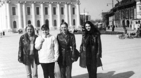 A KMTF csapata Debrecenben