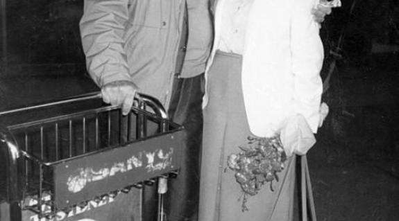 Margit találkozása édesapjával Ausztráliában