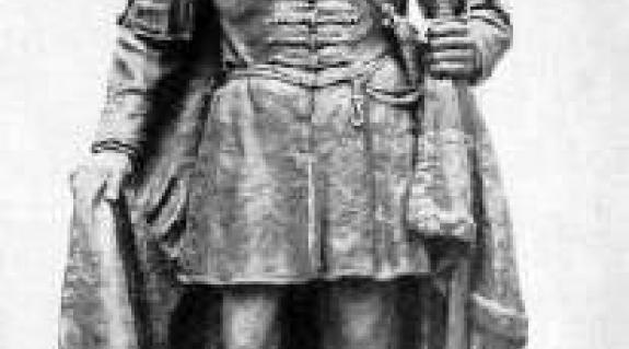 Kossuth Lajos szobra, Hősök tere, Budapest