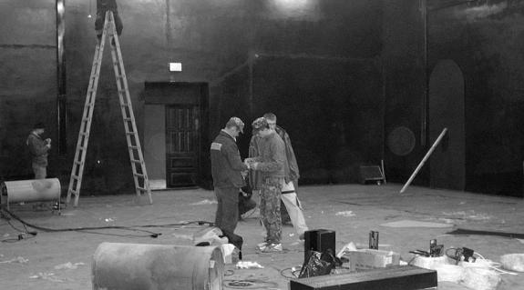 Beregszászi színház: sosem készül el?