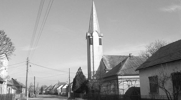 A tiszaásványi református templom