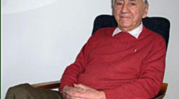 Skultéty Csaba, a Szabad Európa Rádió ma 86 esztendős egykori szerkesztője