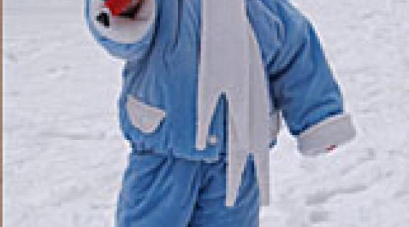 2006. december 29-én leesett az első hó, azt reméltük, kitart a tél végéig
