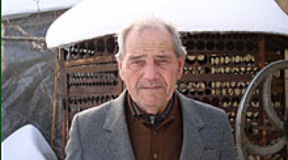 A 85 éves Fekete József