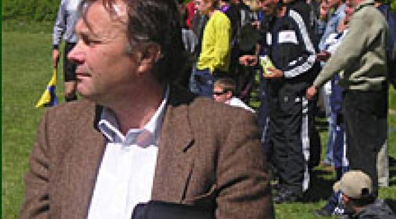 Bakancsos László, az ifik edzője