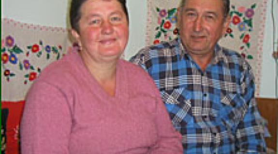 A Béger házaspár: Tibor és Katalin
