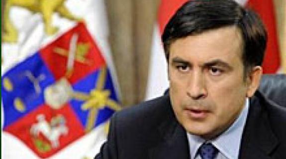 Mihail Szaakasvili, grúz államfő