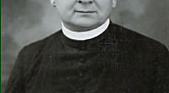 Pásztor Ferenc beregszászi főesperes