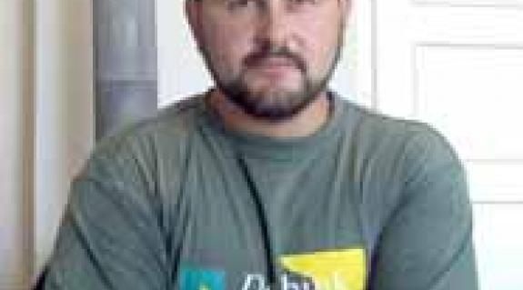 Szedlák Gyula, a KMKSZ-alapszervezet elnöke