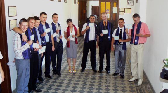 A frissdiplomás könyvelők és könyvvizsgálók