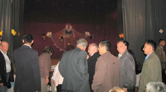 A titkos szavazás eredményeként a KMKSZ Csapi Alapszervezetének elnöke lett a KMKSZ UKSZ elnöke