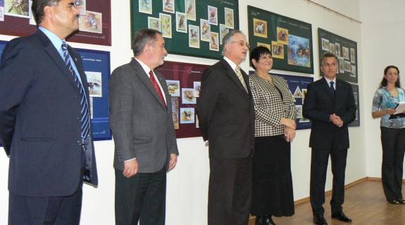 Szalipszki Endre konzul köszöntője