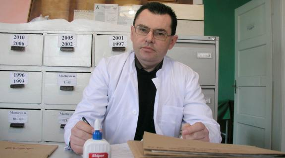 Dr. Jakab Lajos badalói családorvos