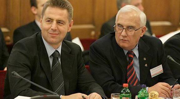 Kovács Miklós és Ágoston András