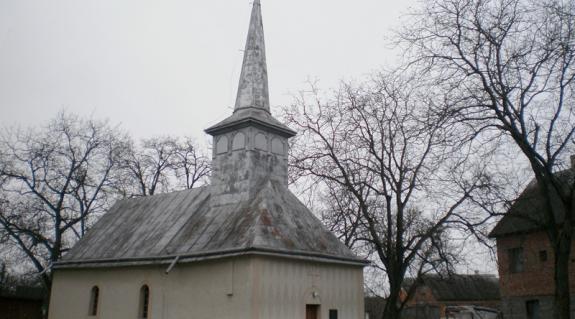 A tiszabökényi görög katolikus templom