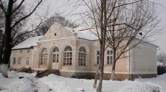 A Bétel Konferenciaközpont (a volt Pogány-kastély)