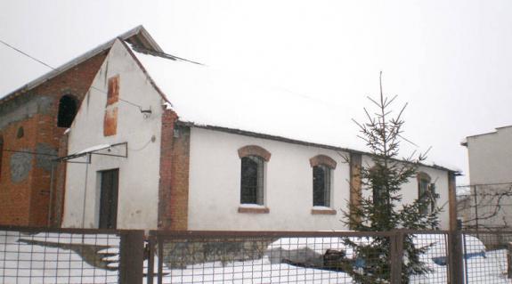 A görög katolikus templomként működő egykori harangöntöde