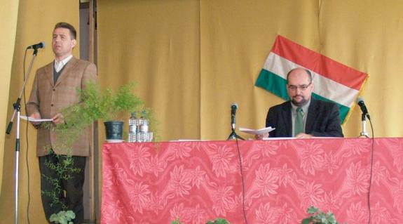 Kovács Miklós elnöki beszámolója