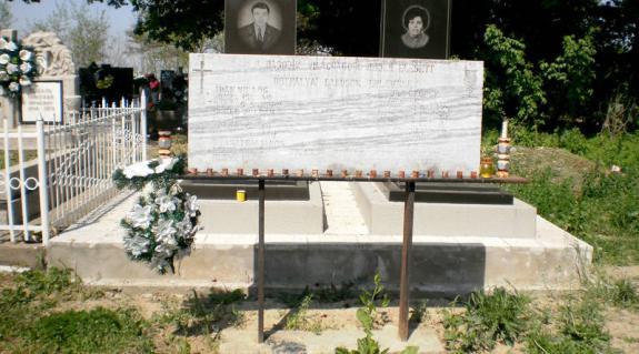 A II. világháború áldozatainak emlékműve