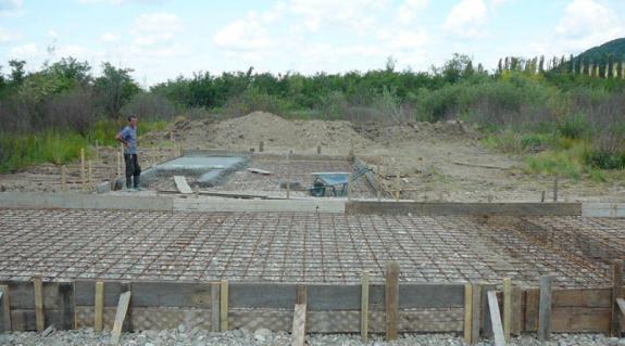 2010-ben tették le az alapkövet, de mikor lesz itt aquapark?