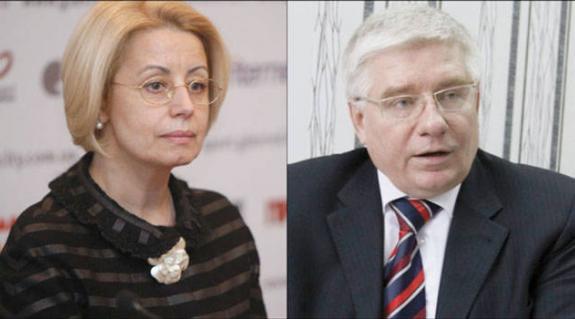 Hanna German és Mihajlo Csecsetov, az őszinte régiós politikusok