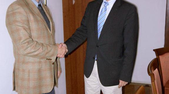 Kovács Miklós és Hölvényi György
