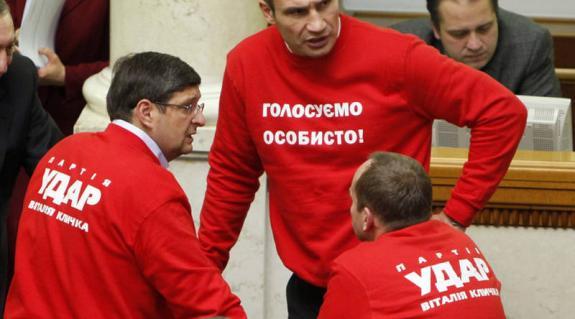 Klicsko ellen nehéz dolga lesz a hatalompártnak