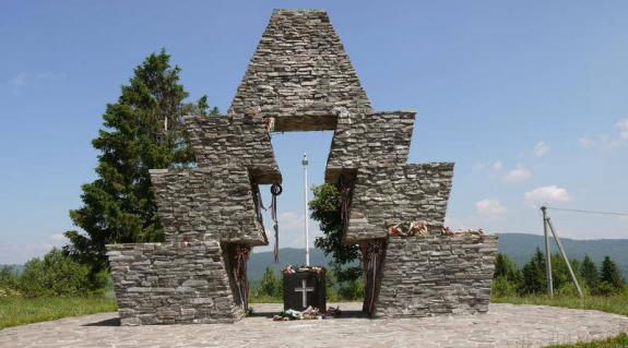A vereckei emlékmű is bekerült a Külhoni Magyar Értéktárba
