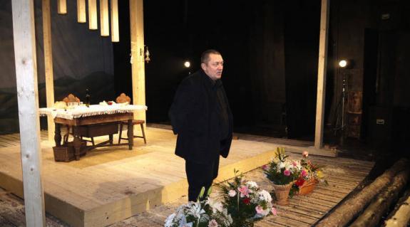Vidnyánszky Attila ünnepi beszédet mond