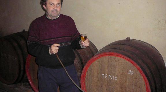 Pávlovics Pál borász