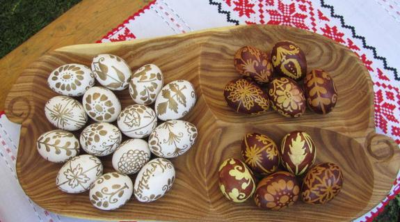 Salánki viaszos tojások