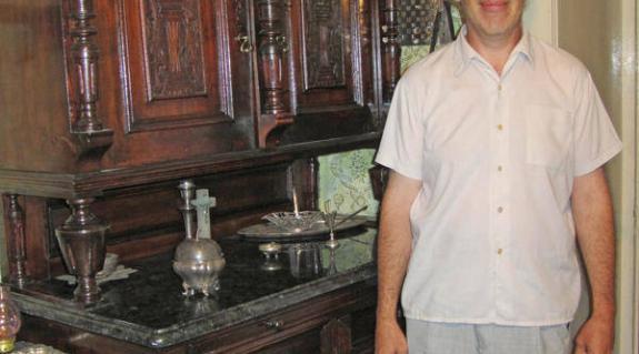 Illár Lénárd és gyűjteménye néhány darabja