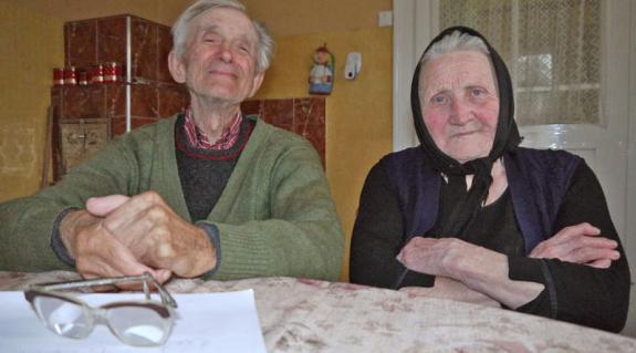 A Mácsek házaspár