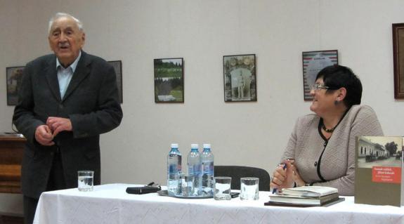 Skultéty Csaba és Orosz Ildikó