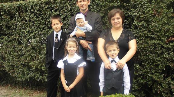 A Kovács család
