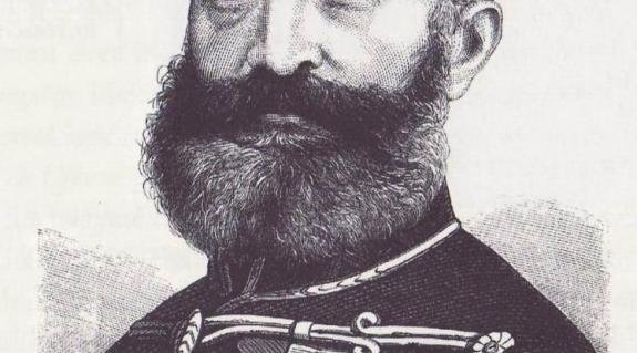 Gróf Teleki Sándor