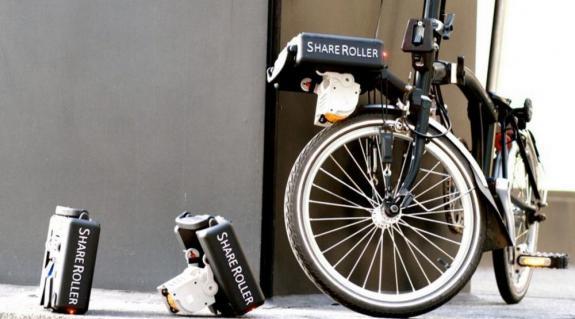 """Akár versenyre kelhet a szerkezettel a """"ki hajtja jobban a biciklimet"""" versenyszámban"""