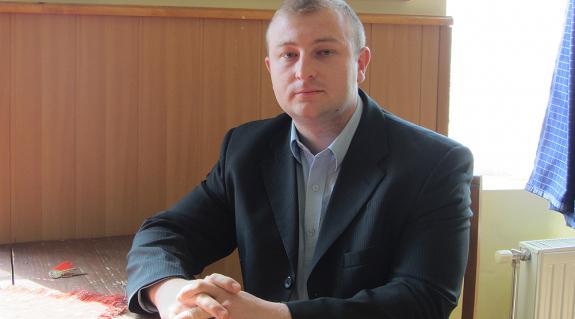 Dobsa István, a KMKSZ ISZ elnöke