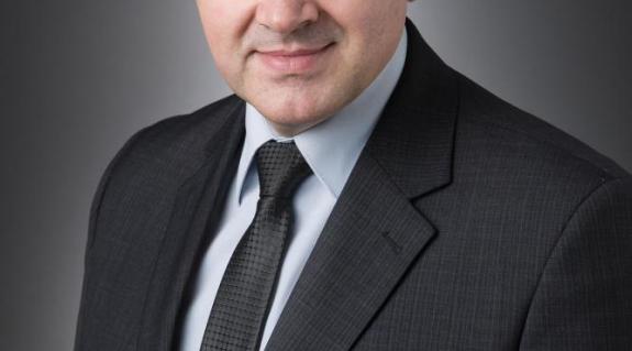 Zán Fábián Sándort, a Kárpátaljai Református Egyház püspöke