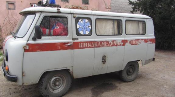 A 17 éves lestrapált tiszújlaki mentőautó