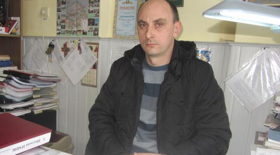 Mihajlo Glinko igazgató