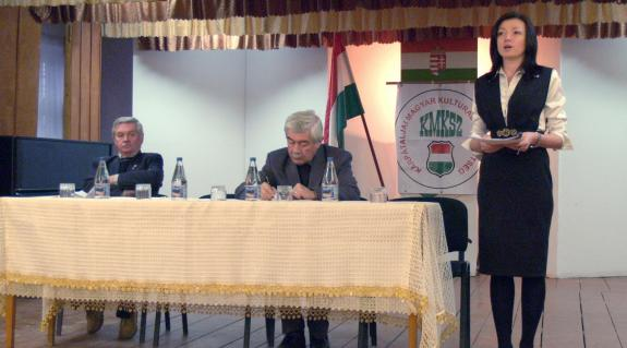 A KMKSZ Viski Alapszervezetének jubileumi közgyűlése