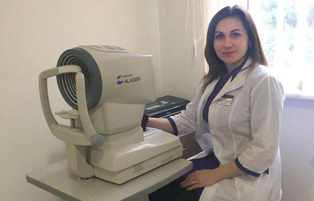 Szemész irodai felszerelés