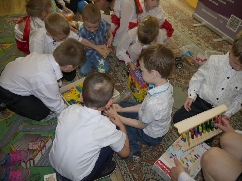 Játék és tanulás az óvodában | Oktatáskutató és Fejlesztő Intézet