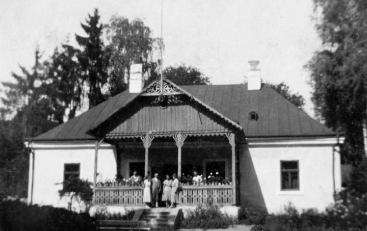 A sásvári Lator-kúria egykor