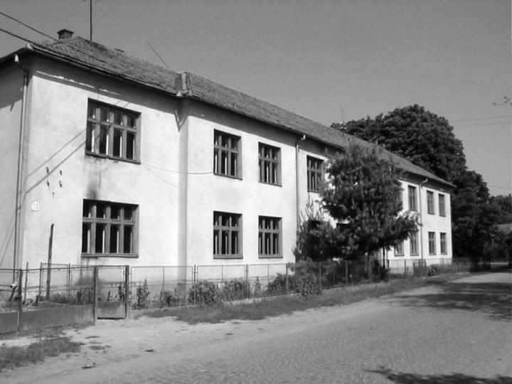 A szavazás helyszíne, a Kígyósi Általános Iskola