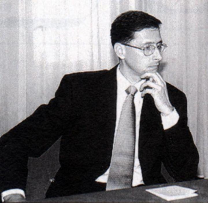 Varga Mihály magyar pénzügyminiszter