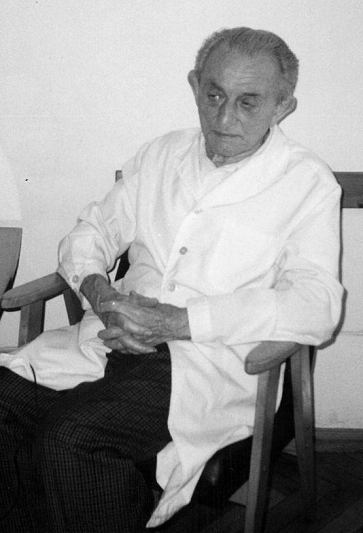 Balogh János akadémikus